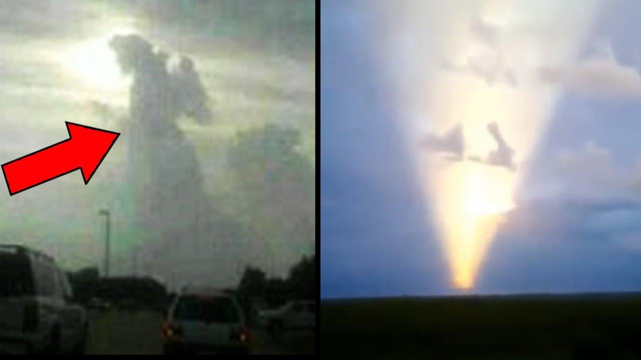 Μυστηριώδη Πράγματα που Έχουν Εμφανιστεί στους Ουρανούς (video)