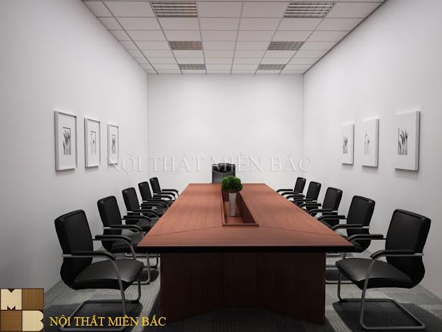 Mẫu ghế phòng họp chân quỳ da cao cấp mang lại sự sang trọng tinh tế cho người dùng cùng chất lượng hàng đầu
