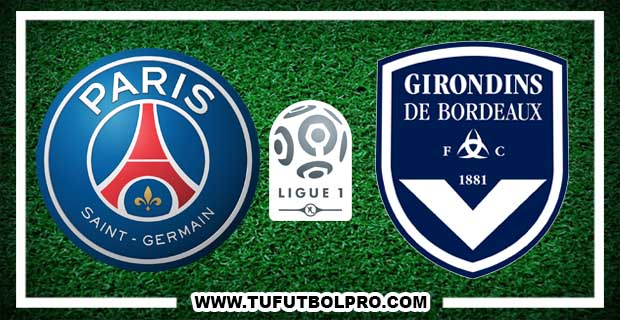 Ver PSG vs Bordeaux EN VIVO Por Internet Hoy 30 de Septiembre 2017