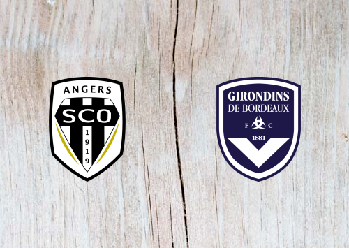 Angers vs Bordeaux - Highlights 15 January 2019