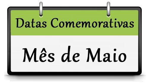 ec951e350 Frases e Datas do Mês de Maio - Frases Curtas