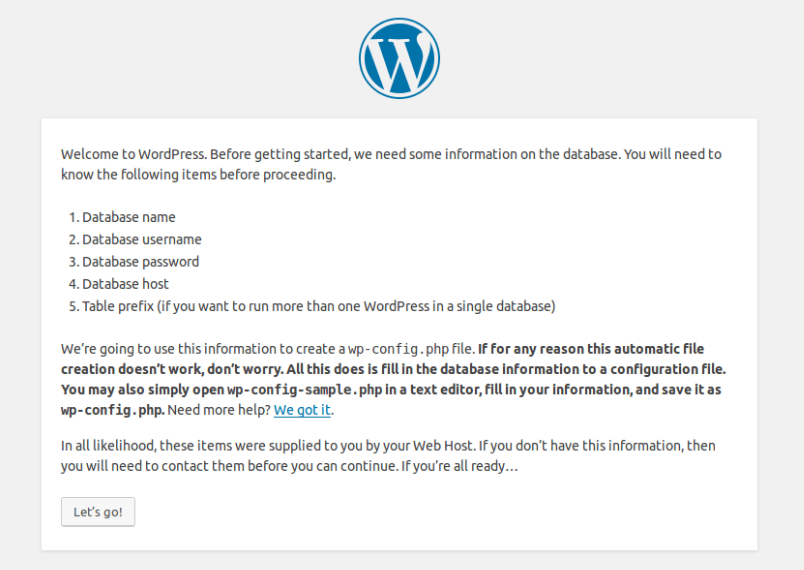 Install WordPress On VestaCP