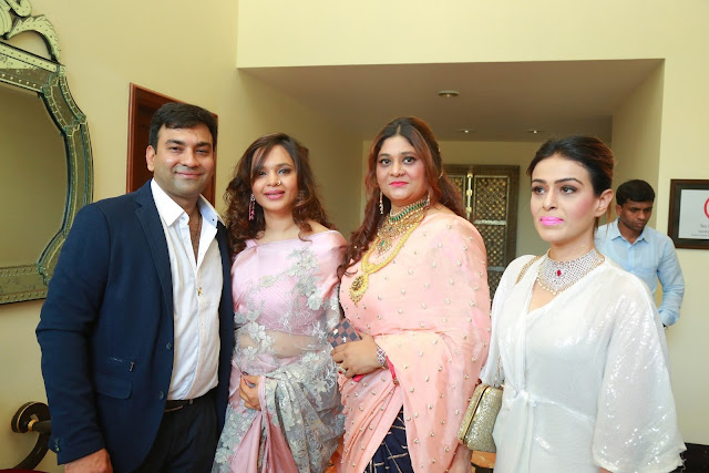 Shine by Amita Solanki Jewellerry Show Kicked off at Taj Krishna