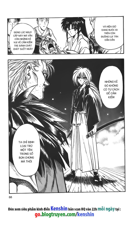 Rurouni Kenshin chap 35 trang 19