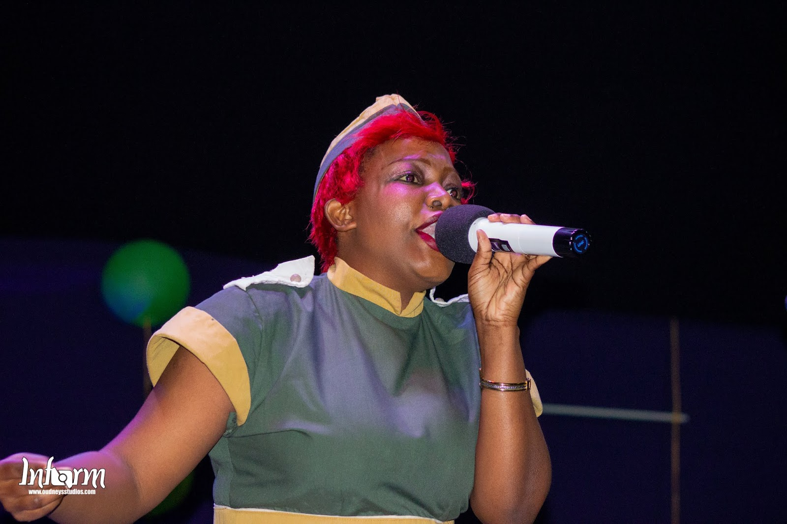 Bethany Pasinawako Ngolomi Wows Crowds at Glory Ministries Deliverance All-Night