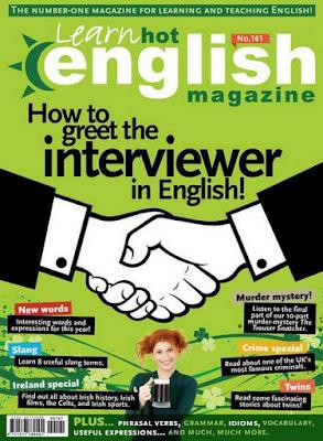 Hot English Magazine - Number 161
