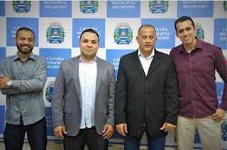 Roberto Stuchi Duarte é eleito o novo presidente da Câmara Municipal de Registro-SP