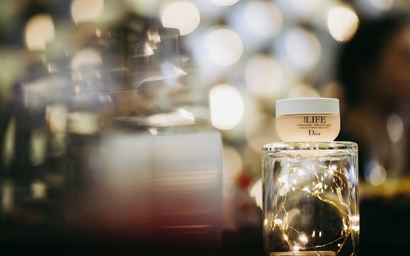 увлажняющая маска от Dior