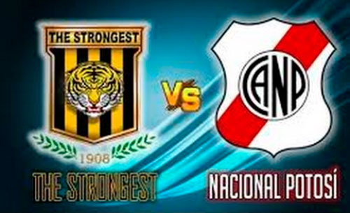 En vivo The Strongest vs. Nacional