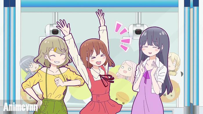 Ảnh trong phim Bishoujo Yuugi Unit Crane Game Girls Galaxy 1
