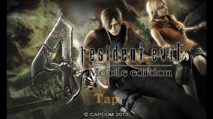 Download Resident Evil 4 Mobile Apk Obb Terbaru