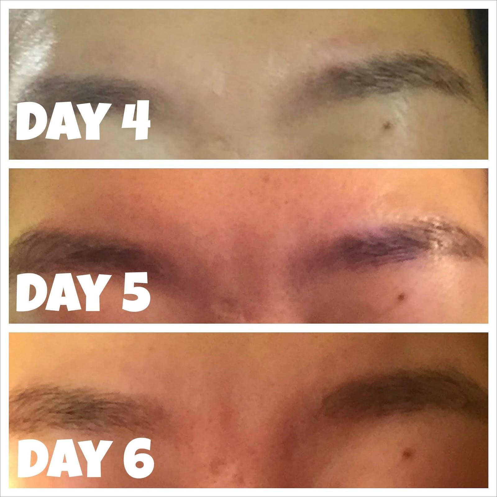 DIY: Microblading Eyebrows - Chuiee Glam