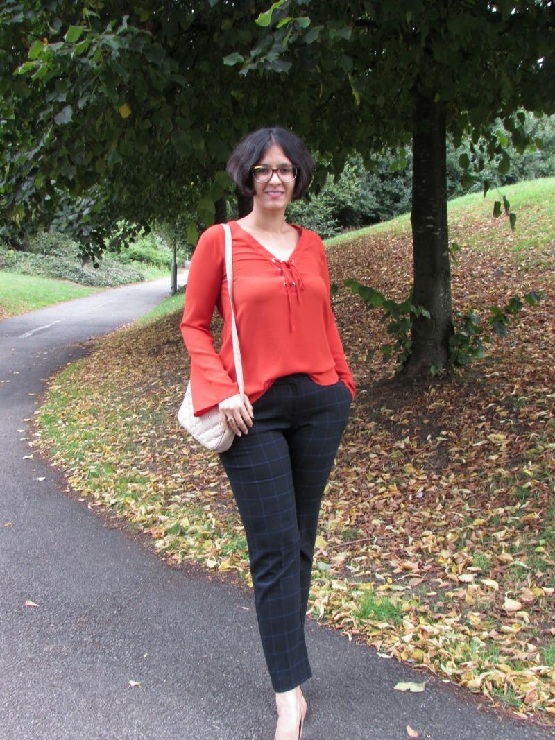 Autumn inspired look