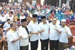 Pilkada Padang, PAN-PKS Dukung Mahyeldi-Hendri karena Terbukti Pro Umat