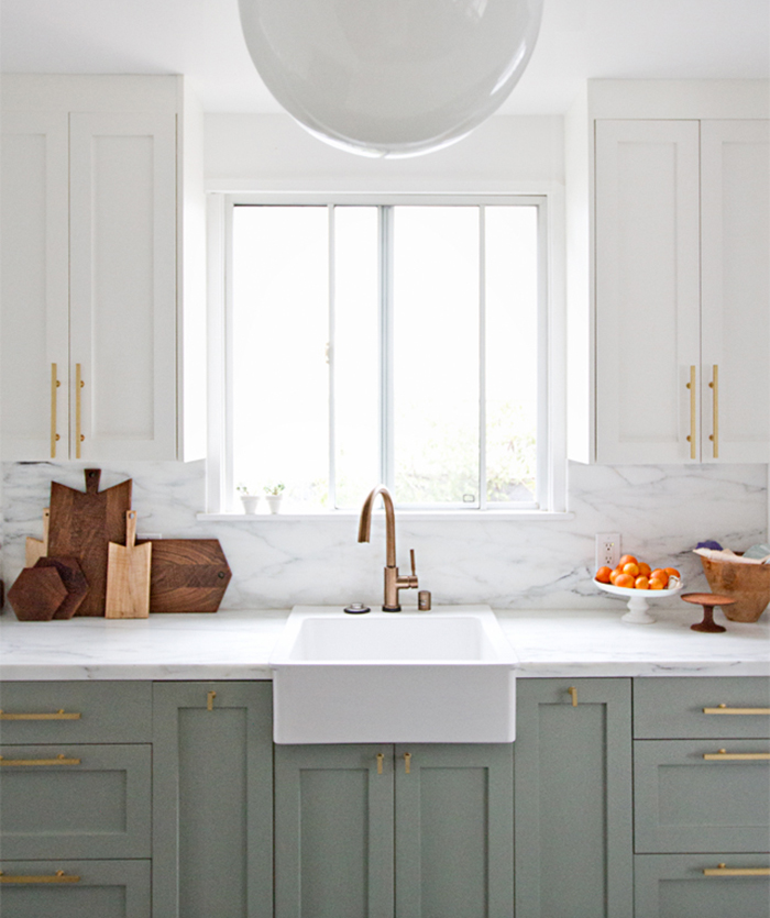 Sage Green Kitchen Cabinets For Sale