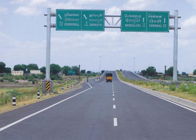 roads in madurai