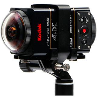 Kodak Pixpro SP360 4K Firmware Download