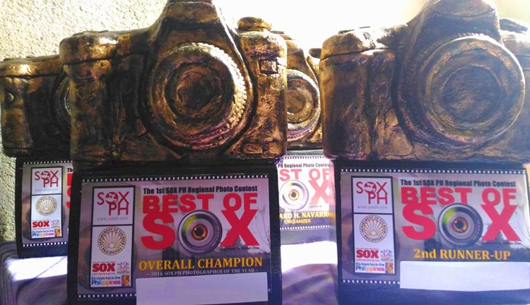 Winners of Best of SOX Photo Contest 2016 announced