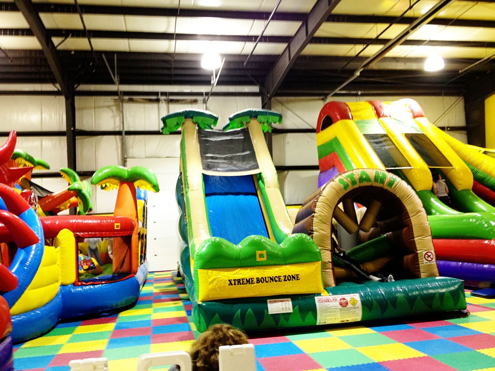 Mom Explores Michigan Xtreme Bounce Zone Indoor Fun Ann
