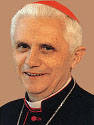 Cardinal Joseph Ratzinger/Pope Benedict XVI