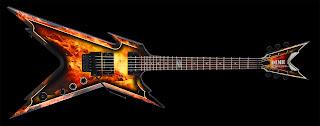 imagenes de guitarras electricas deanguitars