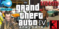 لأجهزة الاندرويد كاملة حجم صغير من ميديافاير GTA IV تحميل لعبة
