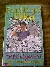 Dika buku novel pdf raditya