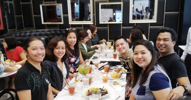 Sugar Factory Meets Manila Bloggers