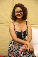 Actress Aditi Myakal Looks gorgeous in Sleeveless Deep Neck Top at Ami Tumi success meet ~  Exclusive 080.JPG