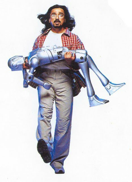 Endhiran was originally planned with KamalHaasan and PreityZinta in lead roles | Photos