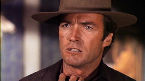 Clin Eastwood, cometireon dos errores
