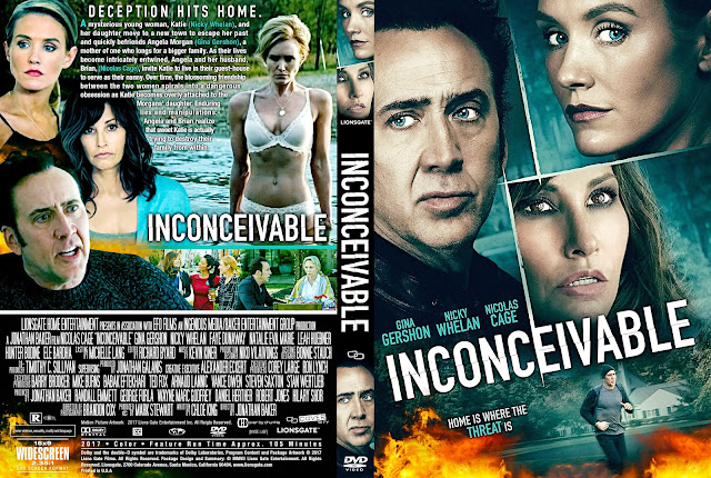 Inconceivable DVD Cover