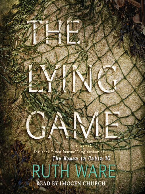 Grownup Fangirl: Book Review + Release Day: THE LYING GAME