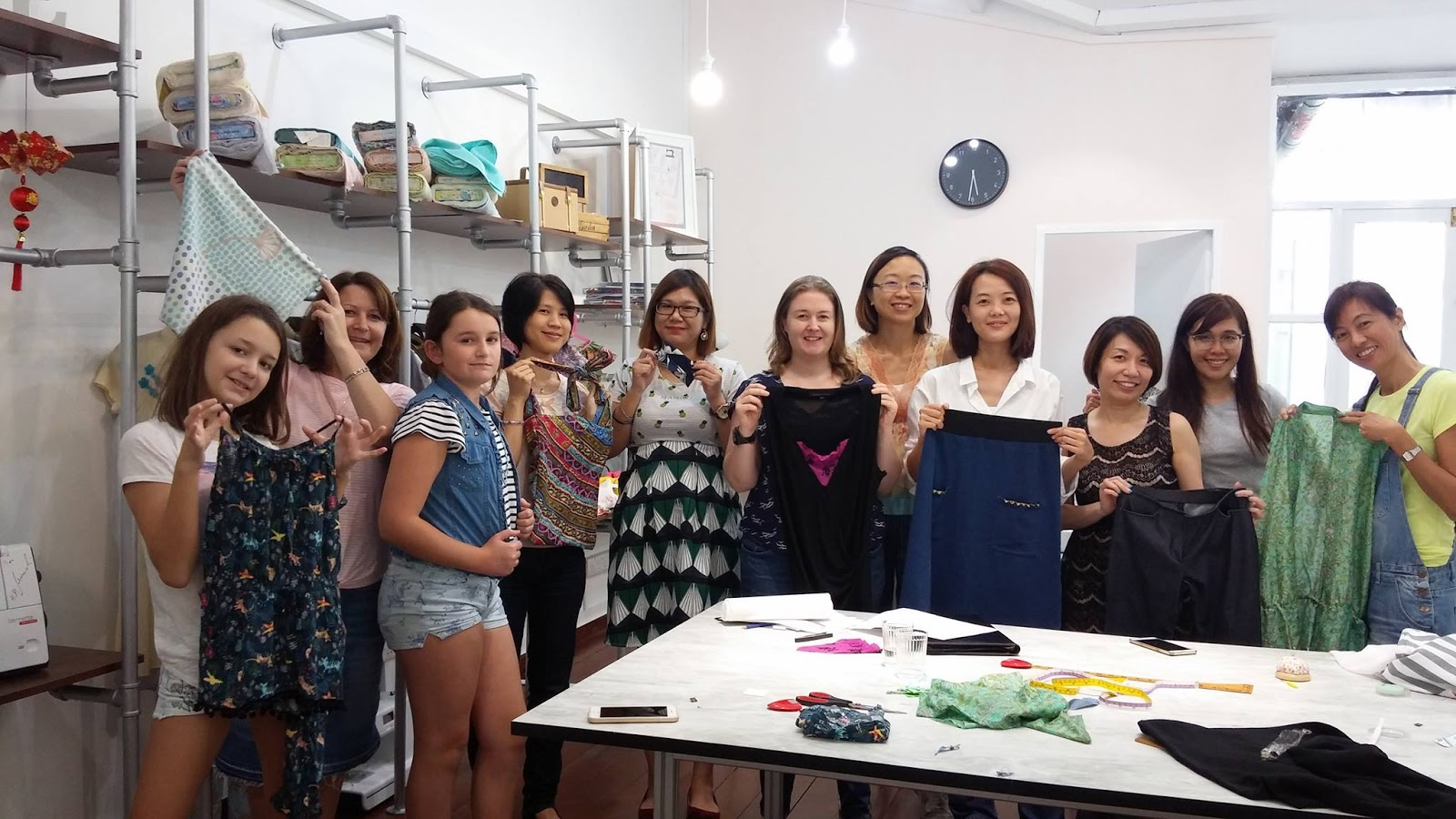 Restyle Your Wardrobe Workshop - Upcycling