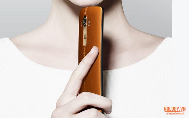 LG G4 Docomo  thiết kế độc đáo