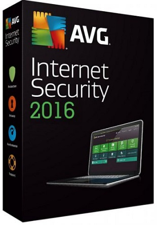 AVG Internet Security v17.7.3032 poster box cover