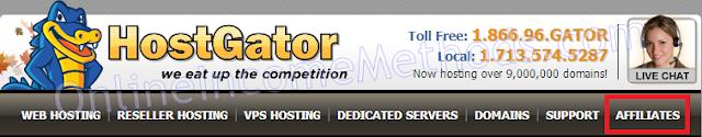 Earn Money HostGator Affiliate