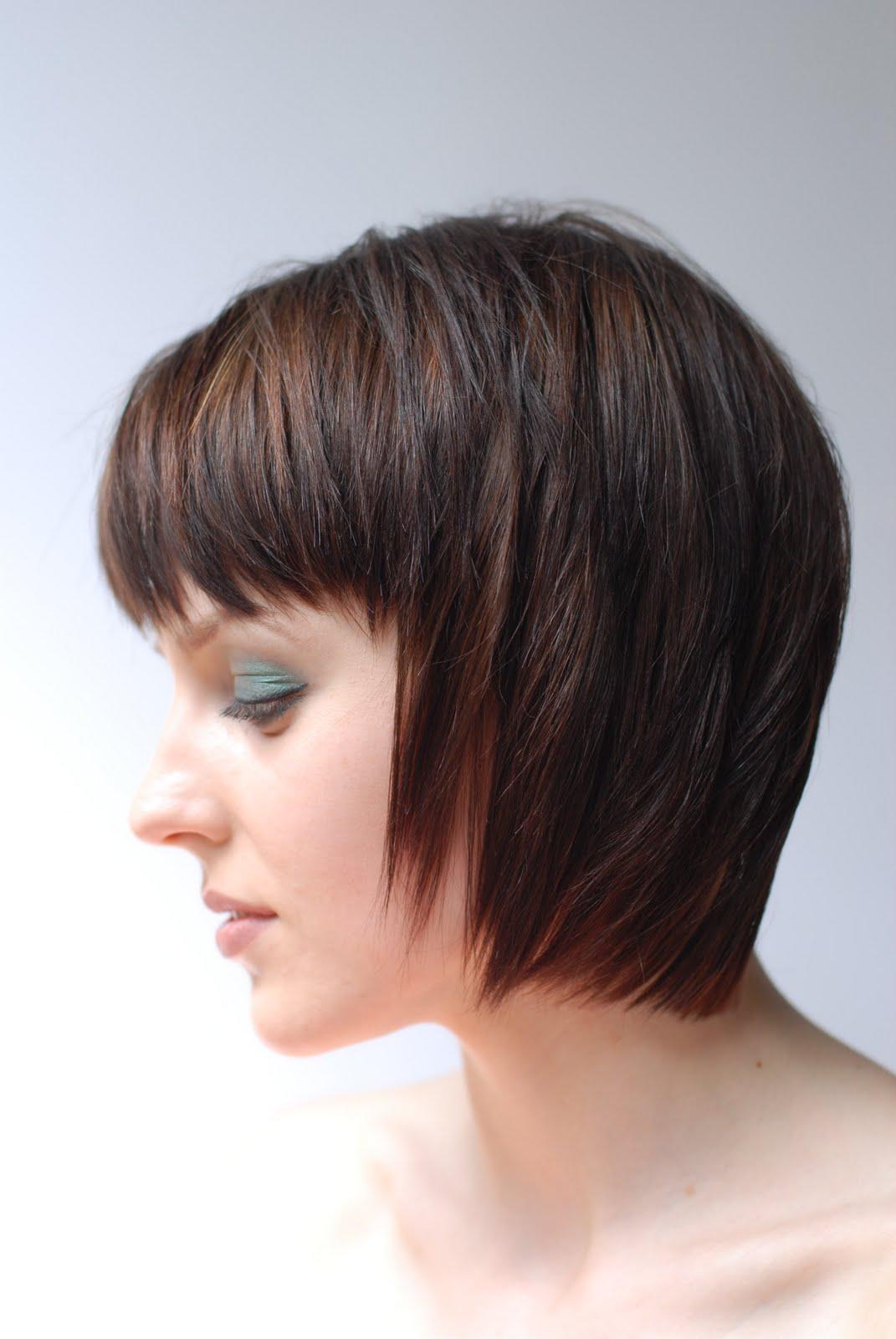 Awe Inspiring Modern Bob Hairstyles Ideas Perfections Hair Short Hairstyles Gunalazisus