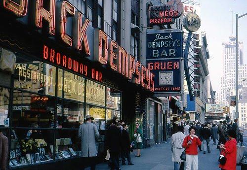 Jack Dempsey S Broadway Restaurant