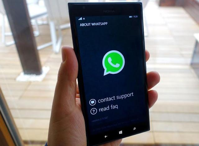 ii Dia 3 Fitur terbaru WhatsAp Untuk Anda 3