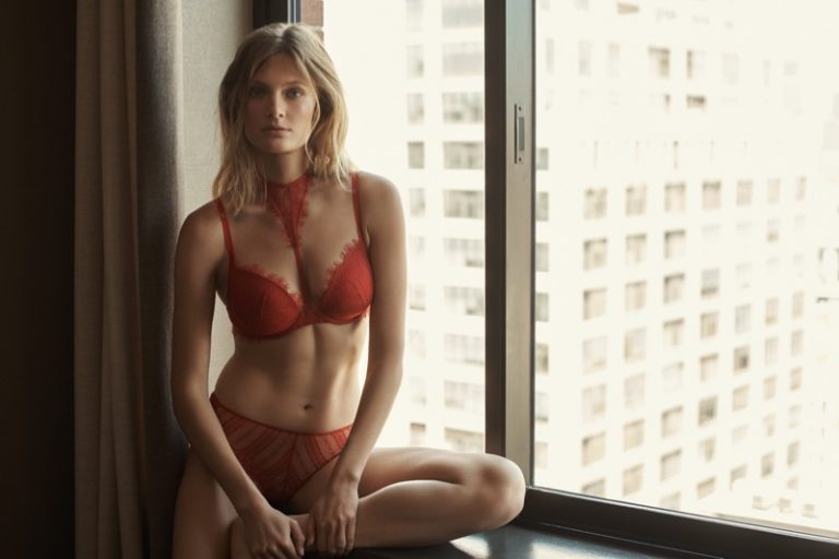 Etam Lingerie Fall/Winter 2018 Campaign