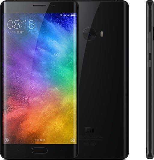 شياومى تعلن عن طبعة جديدة من هاتف Mi Note 2 برام 6 جيجابايت