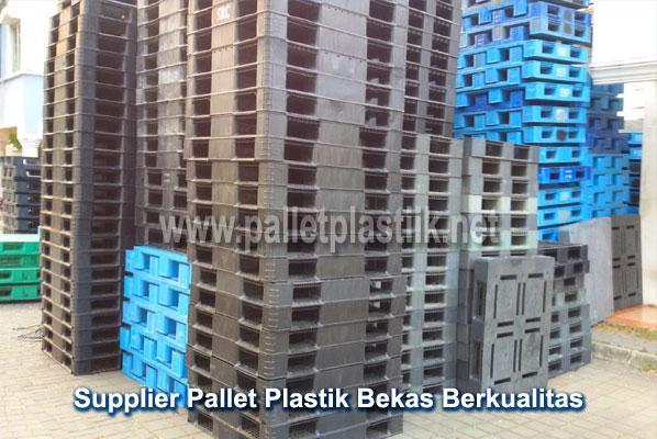pallet plastik bekas bandung