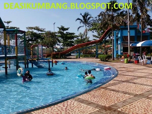 Kolam Renang Waterland Cakung Jakarta Timur