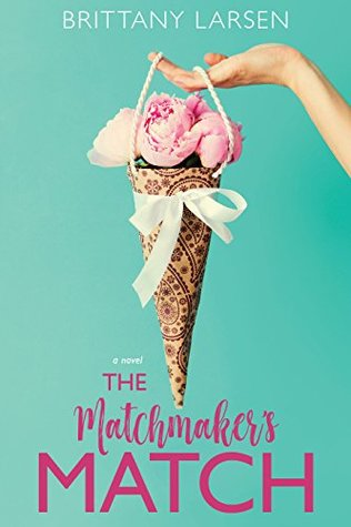 Heidi Reads... The Matchmaker's Match by Brittany Larsen