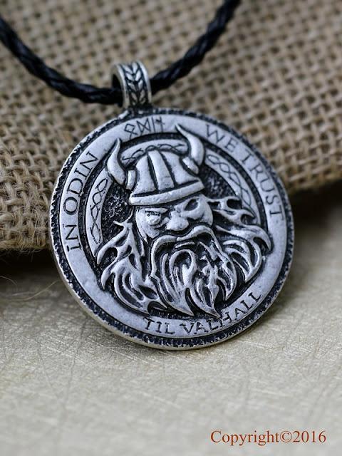 Pingente Viking