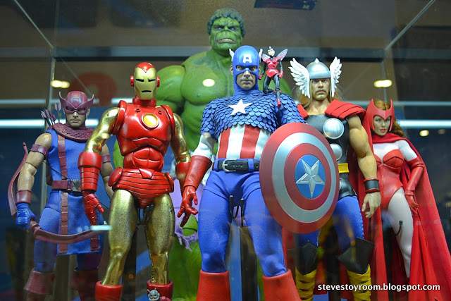 Classic Avengers ToyCon