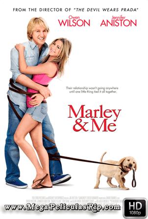 Marley Y Yo [1080p] [Latino-Ingles] [MEGA]