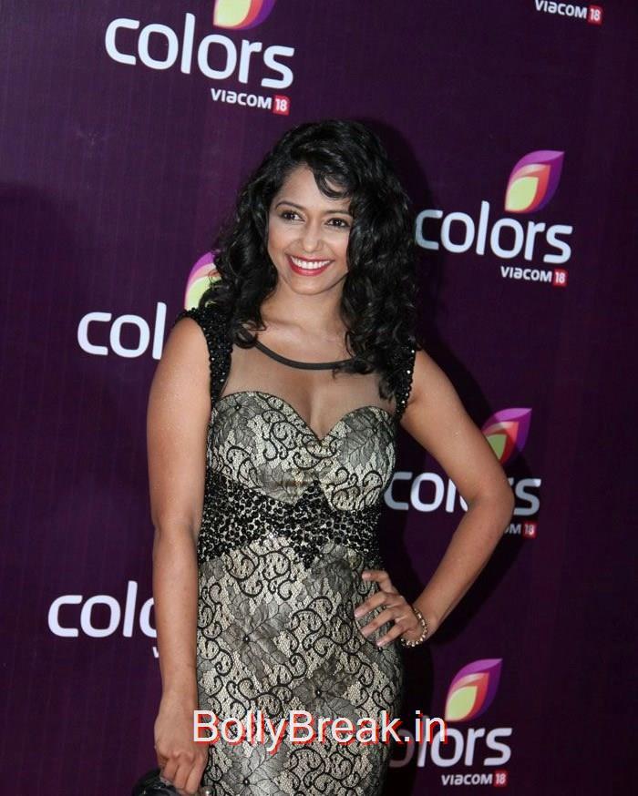 Colors Leadership Awards, Lauren Gotlieb Sonali Kulkarni Urvashi Rautela Hot Pics At Colors Leadership Awards 2015