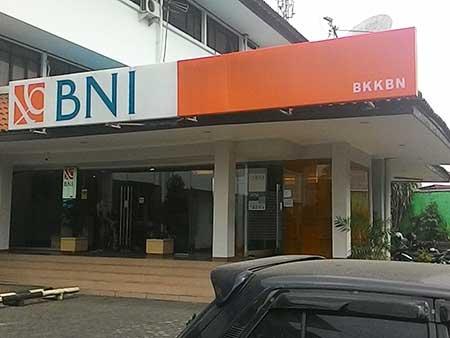 Alamat & Nomor Telepon Kantor BNI Cabang Jakarta Pusat